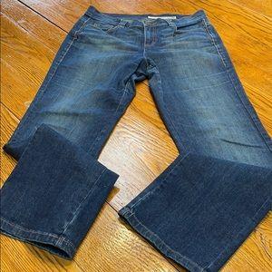 DKNY Jeans, bootcut, Size 10, VGUC